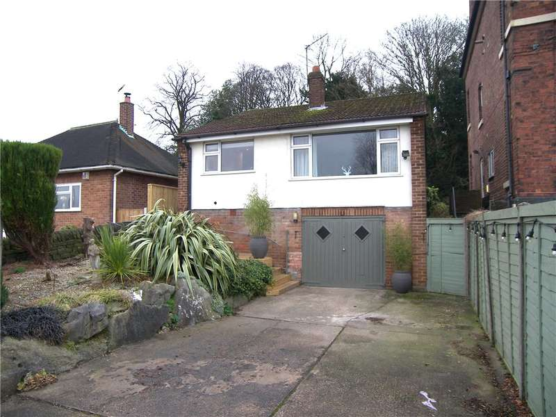 2 Bedrooms Detached Bungalow for sale in The Orchard, Belper, Derbyshire, DE56