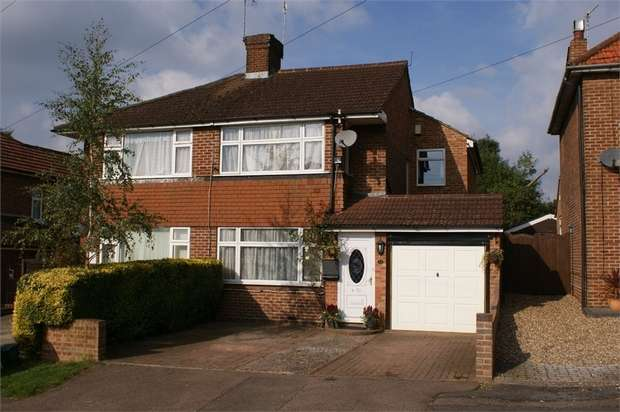 5 Bedrooms Semi Detached House for sale in Great Elms Road, Hemel Hempstead, Hertfordshire