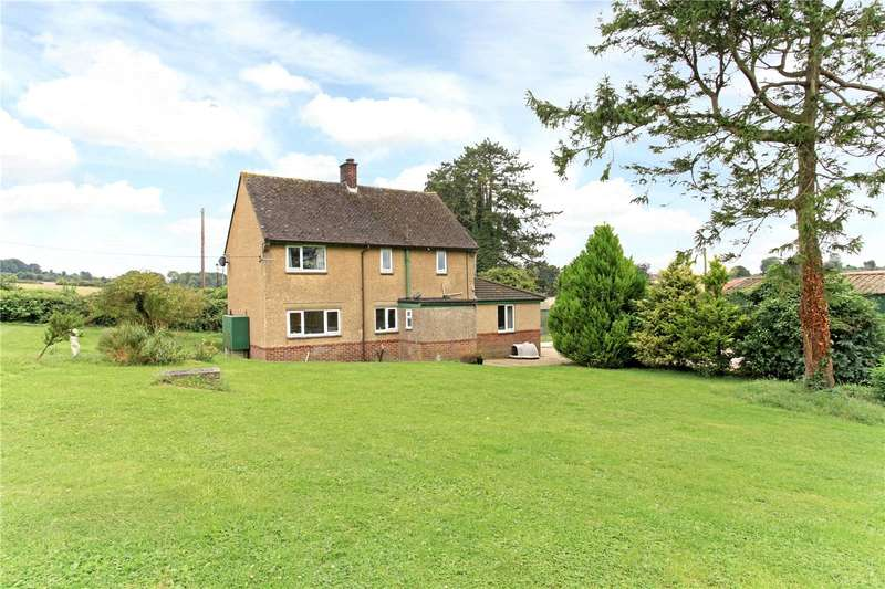 3 Bedrooms Detached House for sale in Pentridge, Salisbury, Dorset, SP5