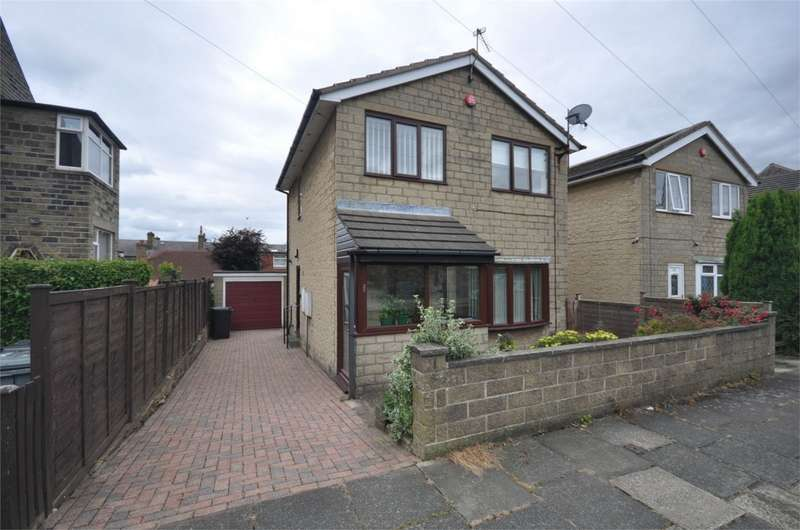 3 Bedrooms Detached House for sale in Stanley Road, Lindley, HUDDERSFIELD, West Yorkshire