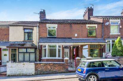 2 Bedrooms Terraced House for sale in Baskerville Road, Stoke-on-Trent, Staffordshire