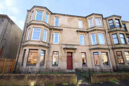 2 Bedrooms Flat for sale in Barterholm Road, Paisley