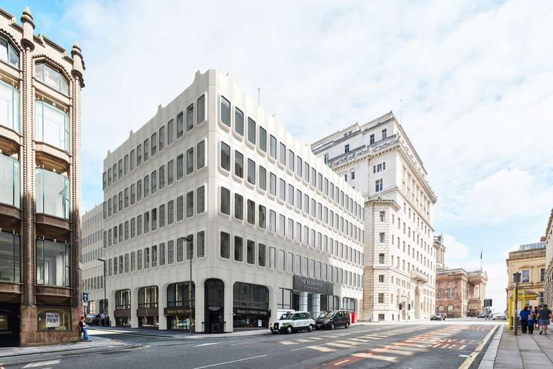 2 Bedrooms Apartment Flat for sale in Water Street, Liverpool, L2