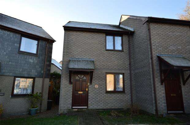 2 Bedrooms Semi Detached House for sale in Pavlova Court, Liskeard, Cornwall