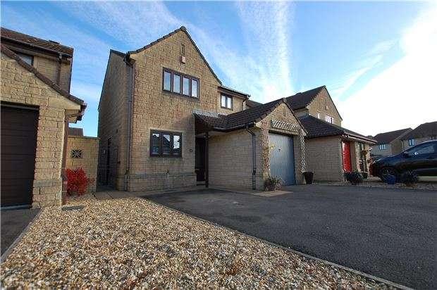 3 Bedrooms Detached House for sale in Upper Furlong, Timsbury, BATH, Somerset, BA2 0NN