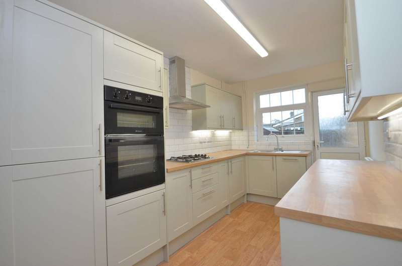 3 Bedrooms Bungalow for sale in Grendon Walk, Spinney Hill