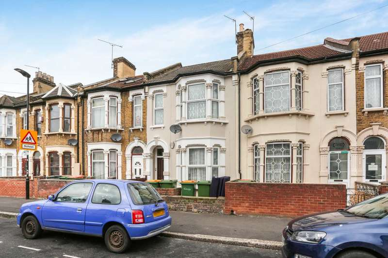 2 Bedrooms Apartment Flat for sale in St. Georges Road, Forest Gate