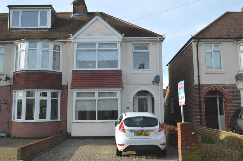 3 Bedrooms End Of Terrace House for sale in Selsey Avenue, Elson