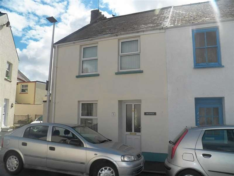 2 Bedrooms Property for sale in Edward Street, Tenby
