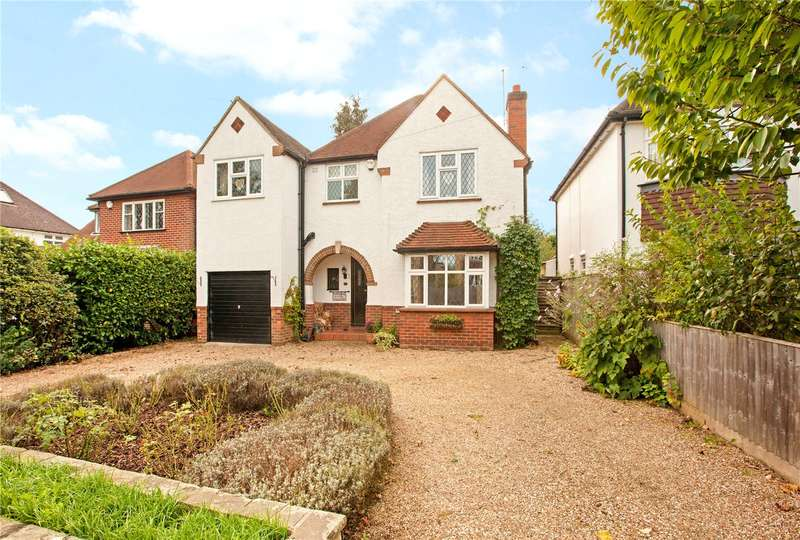 5 Bedrooms Detached House for sale in Allenby Road, Maidenhead, Berkshire, SL6