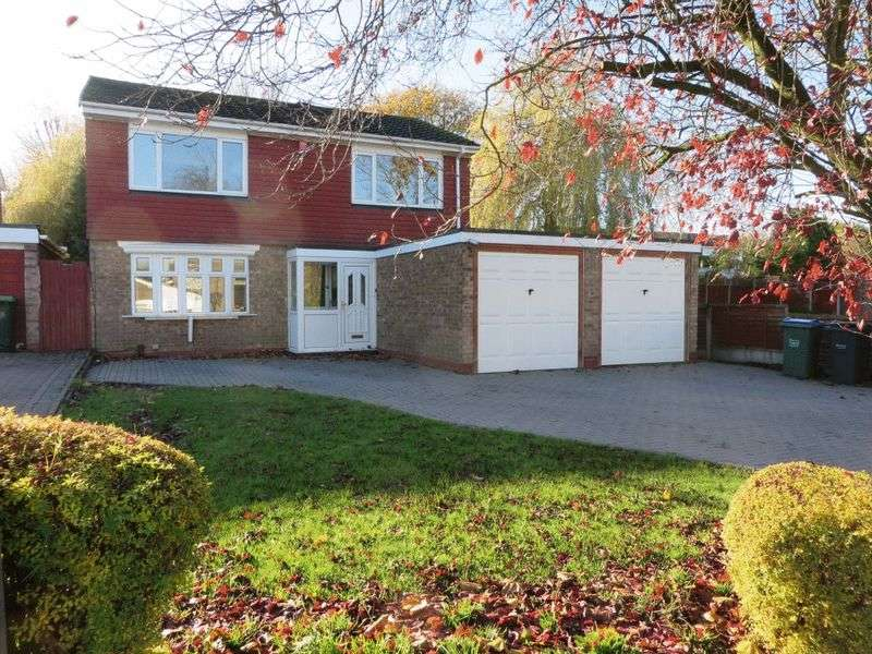 4 Bedrooms Detached House for sale in Europa Avenue, West Bromwich