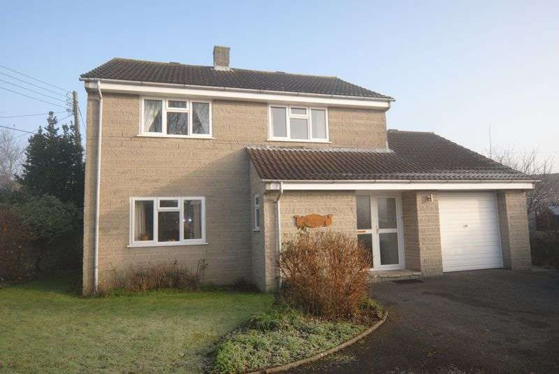 4 Bedrooms Detached House for sale in Curry Rivel