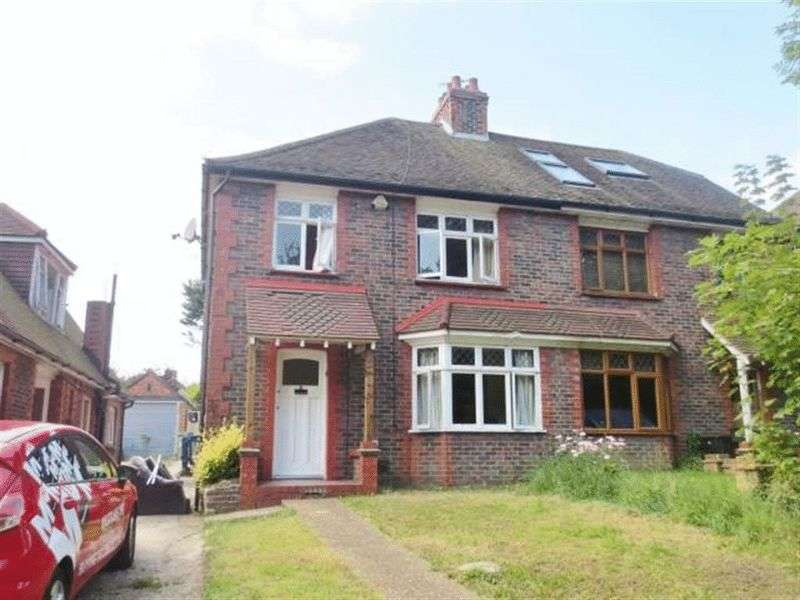 4 Bedrooms Semi Detached House for rent in Coldean Lane, Brighton