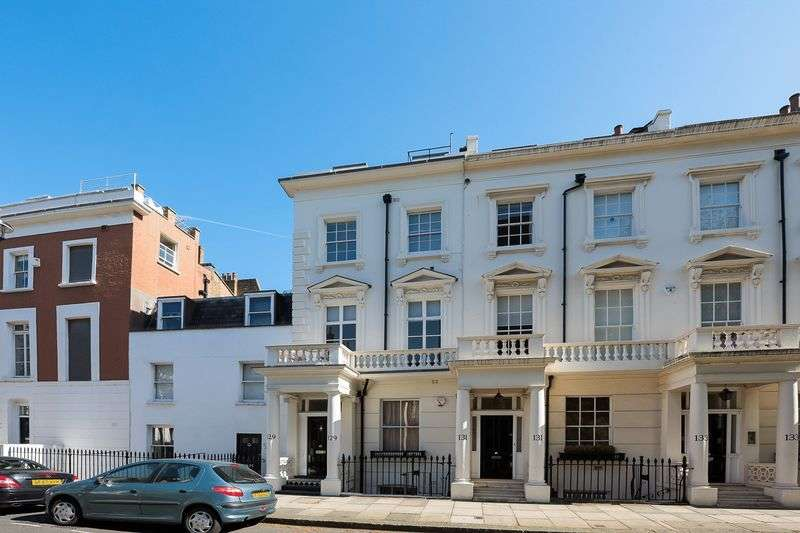 2 Bedrooms Flat for sale in Cambridge Street, London