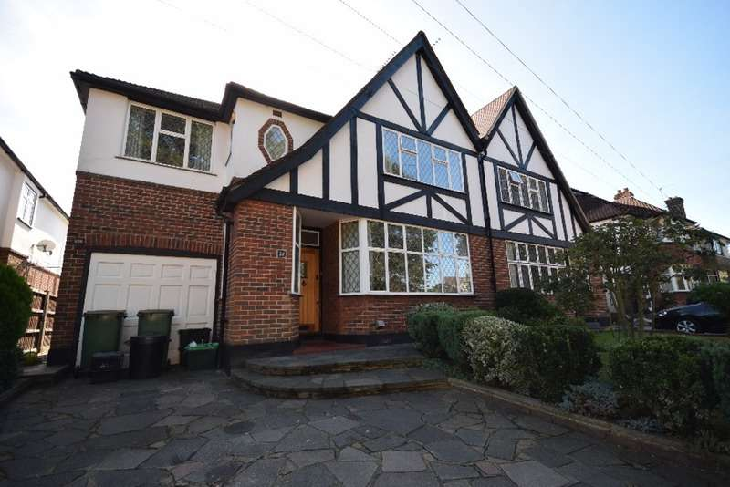 5 Bedrooms Semi Detached House for sale in Gleeson drive, Orpington, London, BR6