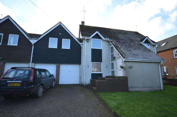4 Bedrooms Semi Detached House for sale in Marsh Green, Exeter, Devon