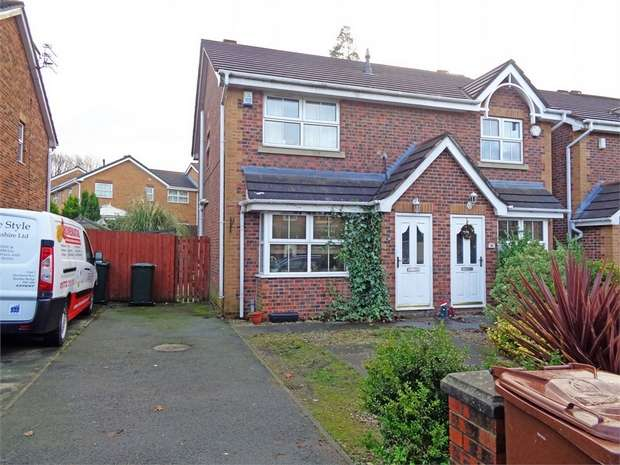 3 Bedrooms Semi Detached House for sale in Railway Road, Chorley, Lancashire