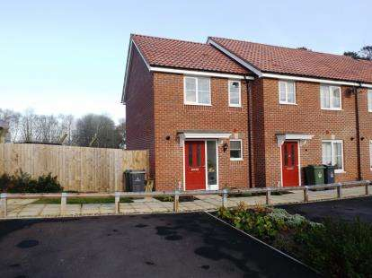 2 Bedrooms End Of Terrace House for sale in Carbrooke, Thetford, .
