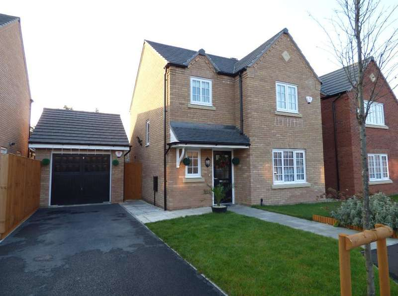 3 Bedrooms Detached House for sale in Turnpike Gardens, Bedford, MK42 0AG
