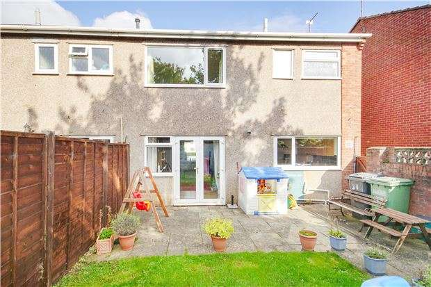 3 Bedrooms End Of Terrace House for sale in Celestine Road, BS37 5ED