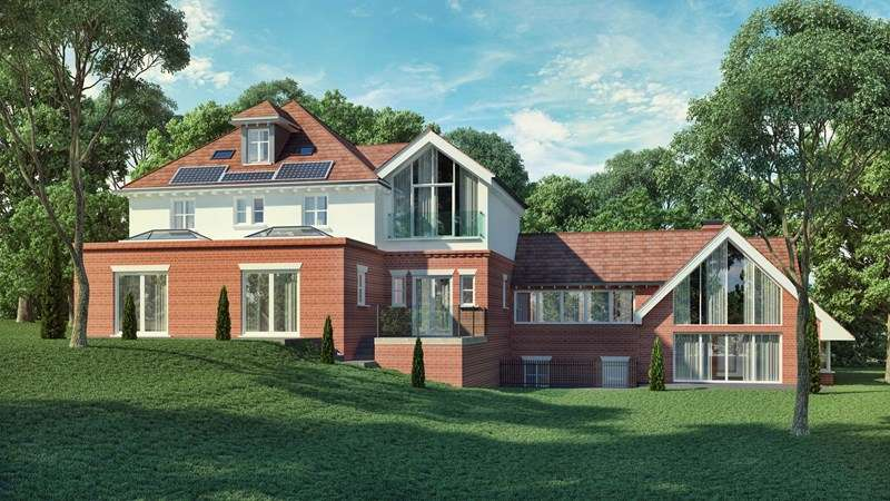 6 Bedrooms Detached House for sale in Wren's Hill, Oxshott