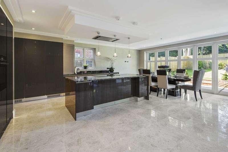 5 Bedrooms Detached House for sale in Littleheath Lane, Cobham