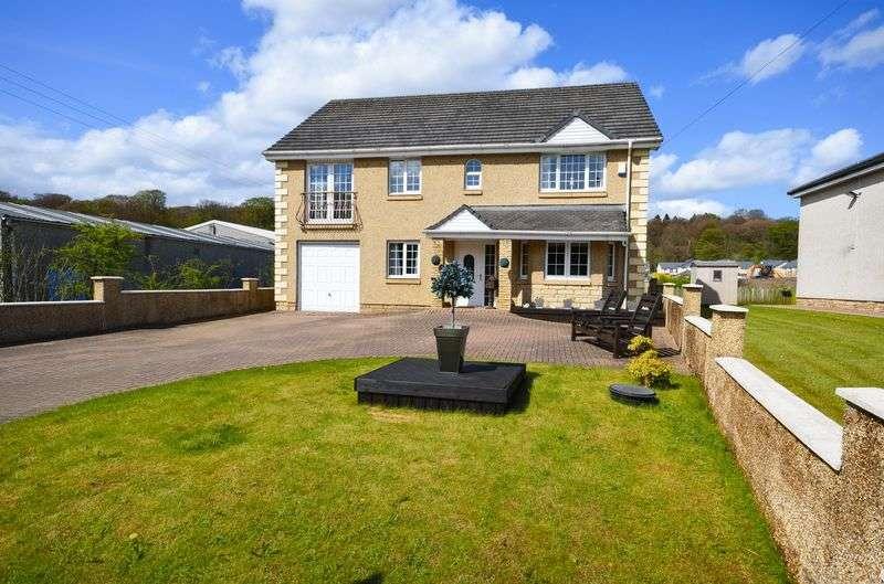 5 Bedrooms Detached House for sale in Stirling Road, Kilsyth