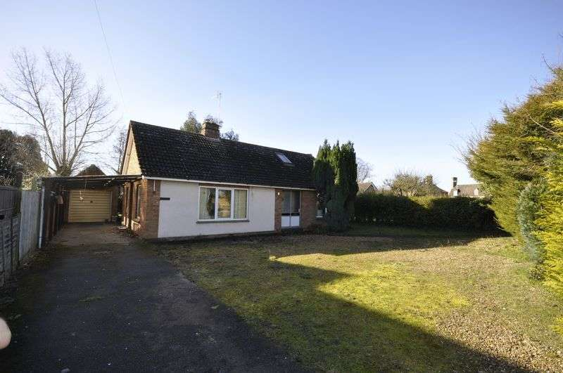 3 Bedrooms Detached Bungalow for sale in The Green, Brampton