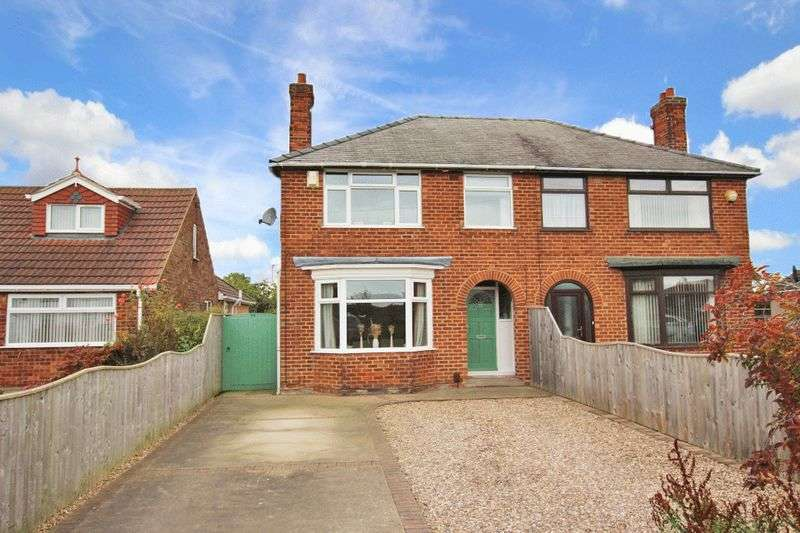 3 Bedrooms Semi Detached House for sale in PEAKS LANE, NEW WALTHAM