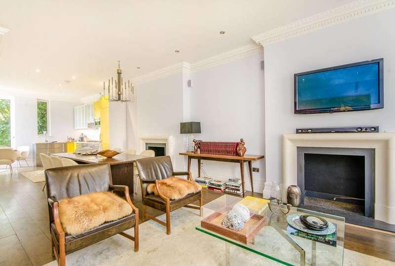 3 Bedrooms Flat for sale in Mildmay Road, Islington, N1