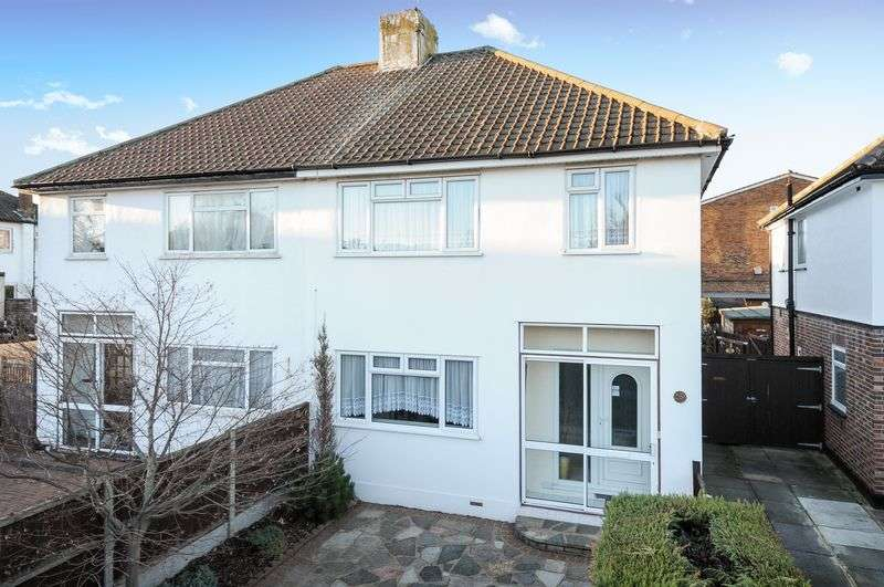 3 Bedrooms House for sale in Westlea Avenue, Watford, WD25