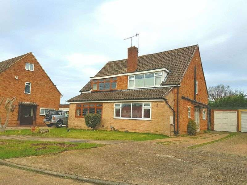 5 Bedrooms Semi Detached House for sale in Emlyn Road, HORLEY, Surrey