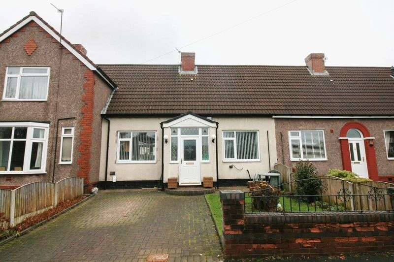 2 Bedrooms Terraced House for sale in Broadhurst Avenue, Swinton Manchester