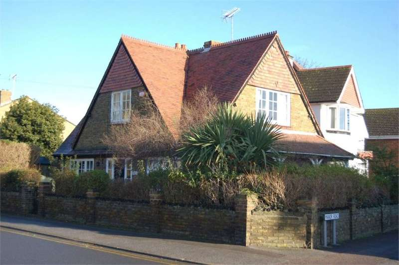 3 Bedrooms Detached House for sale in Osborne Road, Broadstairs, CT10