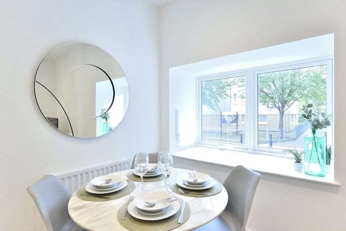 2 Bedrooms Flat for sale in Richard Trees Way, London, E3