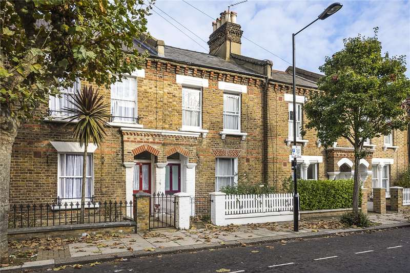 3 Bedrooms Terraced House for sale in Enbrook Street, London, W10