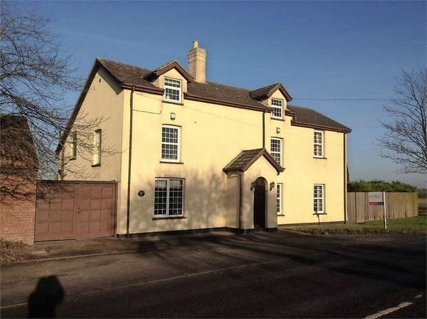 5 Bedrooms Detached House for sale in Rand, Market Rasen, Lincolnshire