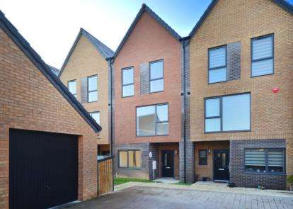 3 Bedrooms Terraced House for sale in The Residence, 263 Lakeside Boulevard, Doncaster, South Yorkshire