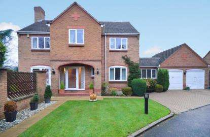 4 Bedrooms Detached House for sale in Kingscroft Close, Sheffield