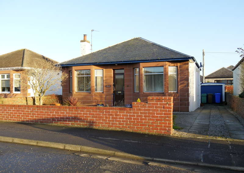 2 Bedrooms Detached Bungalow for sale in Highfield Avenue, Prestwick, KA9