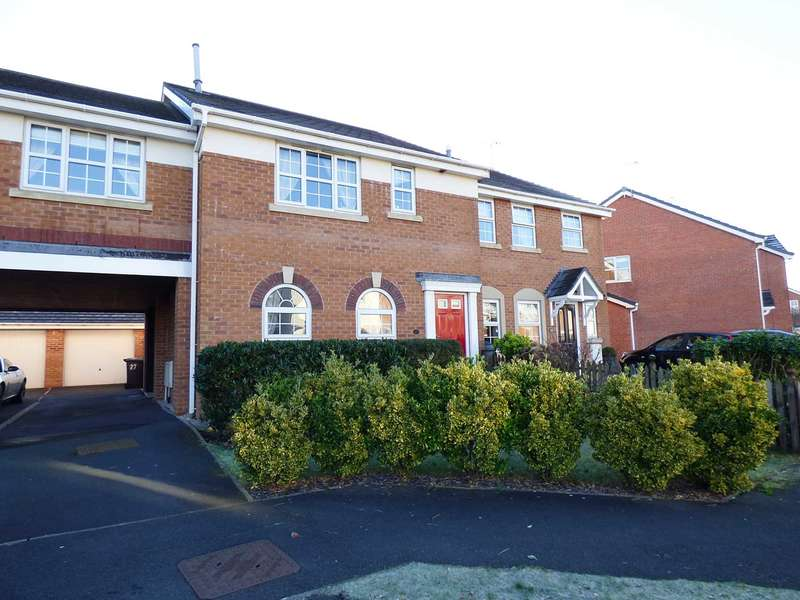 4 Bedrooms Semi Detached House for sale in Bishops Gate, Cypress Point, Lytham