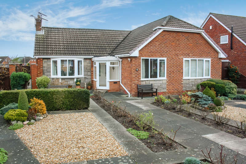 3 Bedrooms Detached Bungalow for sale in Glencoyne Drive, Southport