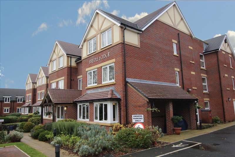1 Bedroom Ground Flat for sale in Steeple Lodge, Church Road, Boldmere, B73 5GB