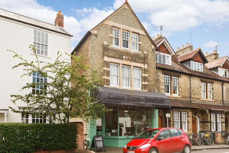 3 Bedrooms End Of Terrace House for sale in Walton Street, Oxford