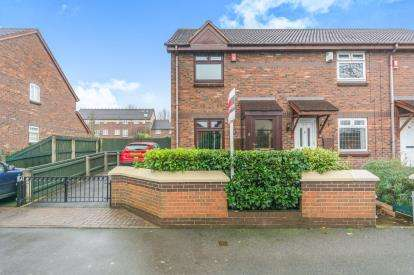 2 Bedrooms End Of Terrace House for sale in Lime Tree Road, Acocks Green, Birmingham, West Midlands