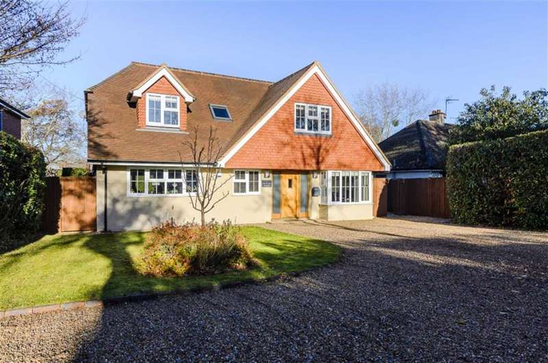 4 Bedrooms Property for sale in Kings Lane, Wrecclesham, Farnham