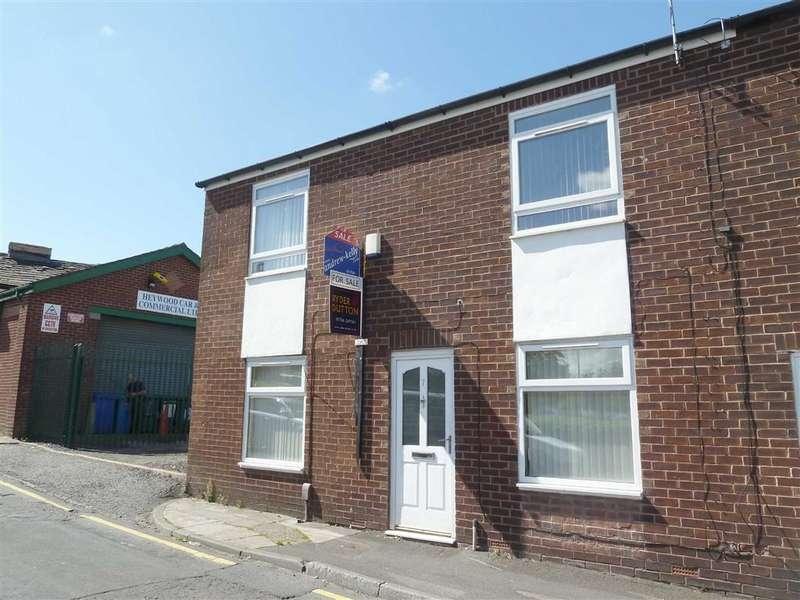3 Bedrooms Property for sale in Garden Street, HEYWOOD, Lancashire, OL10
