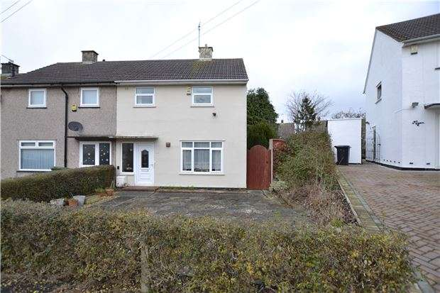 2 Bedrooms Semi Detached House for sale in Chakeshill Drive, Brentry, Bristol BS10 6PH