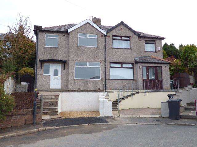 3 Bedrooms Semi Detached House for sale in Wensley Drive, Lancaster, LA1 2JA