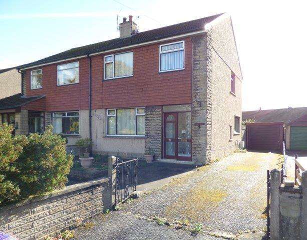 3 Bedrooms Semi Detached House for sale in Hornby Road, Caton, Lancaster, Lancashire, LA2 9QR